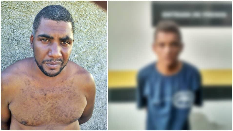 Todos os dois detidos foram encaminhados para a Delegacia Regional da cidade