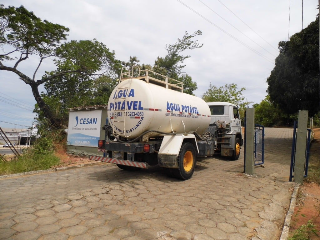 A empresa fechou contrato de R$ 377 mil para mais carros pipas. Foto: João Thomazelli/Portal 27