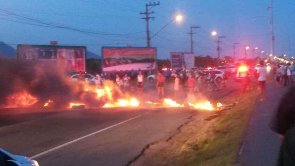 Protestos rodosol