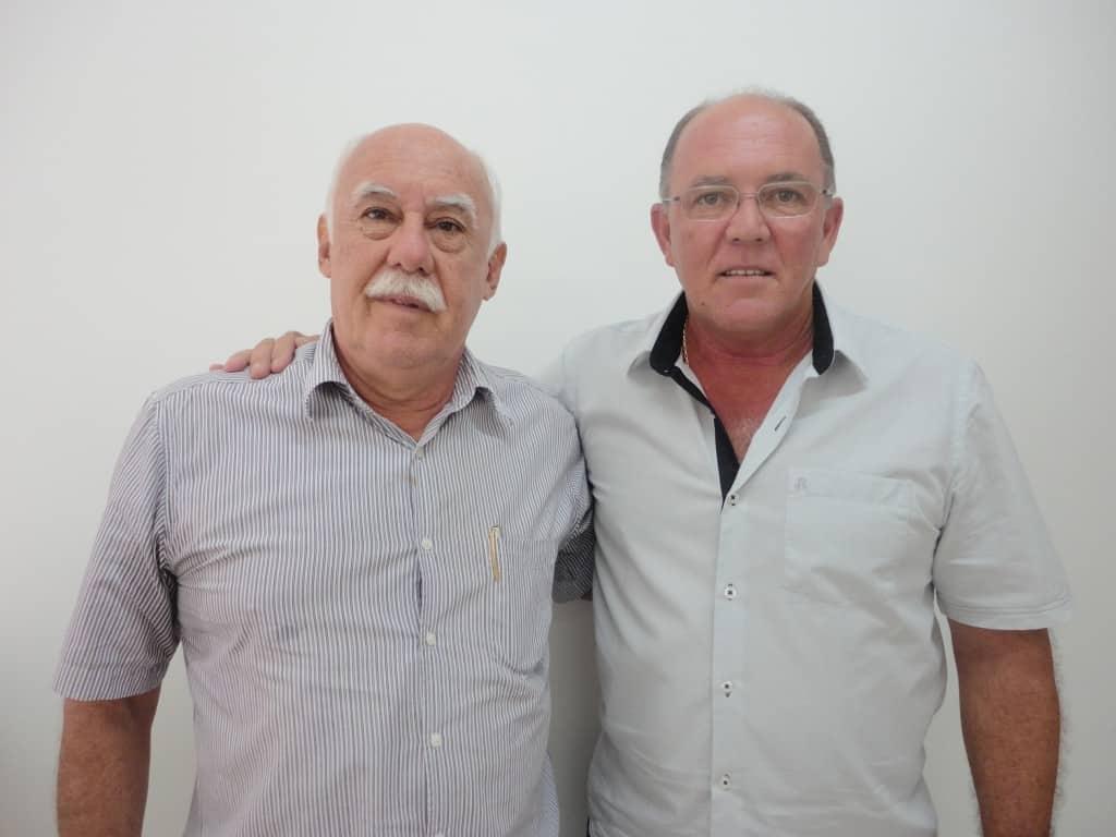 Vereador_Narcizo_Grassi__com__presidente__Gilson_Luiz_Bellon