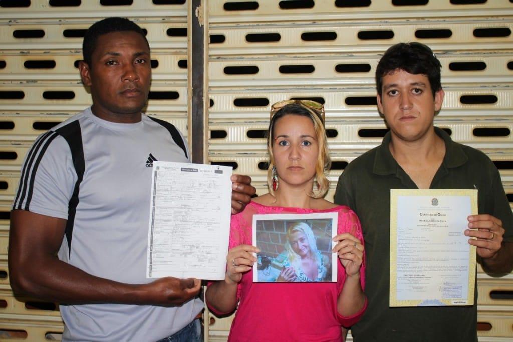Família de Neide acusa Upa de negligência. Foto: João Thomazelli/Portal 27