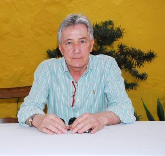 José Carlos Gratz foi preso na manhã de hoje. Foto: ES Hoje
