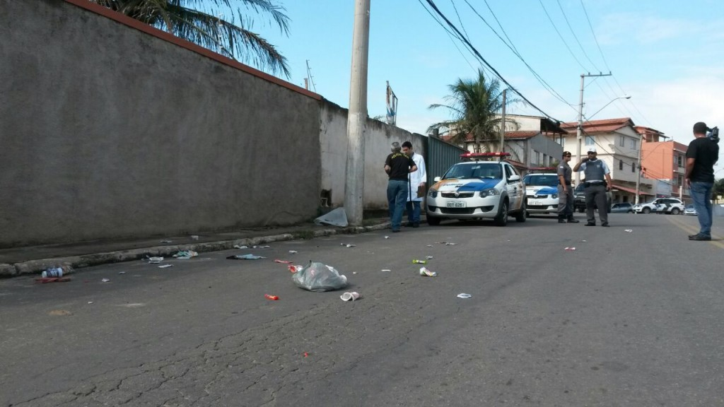 A vítima voltava para casa quando aconteceu o atropelamento.