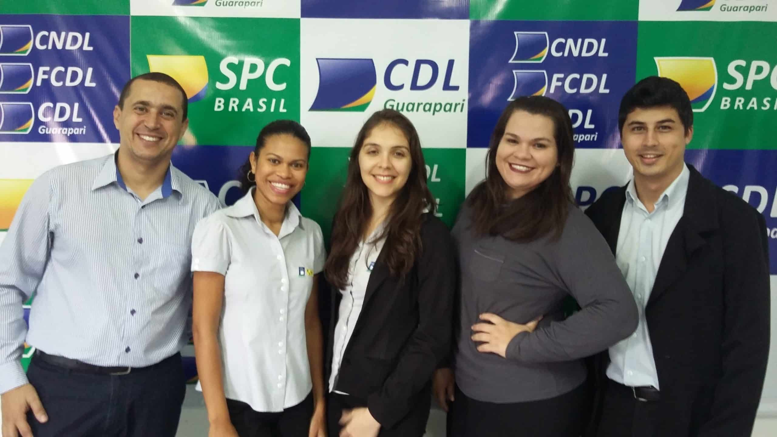 A equipe da CDL Guarapari está trabalhando para aquecer a economia local. Foto: Jamille Scopel.
