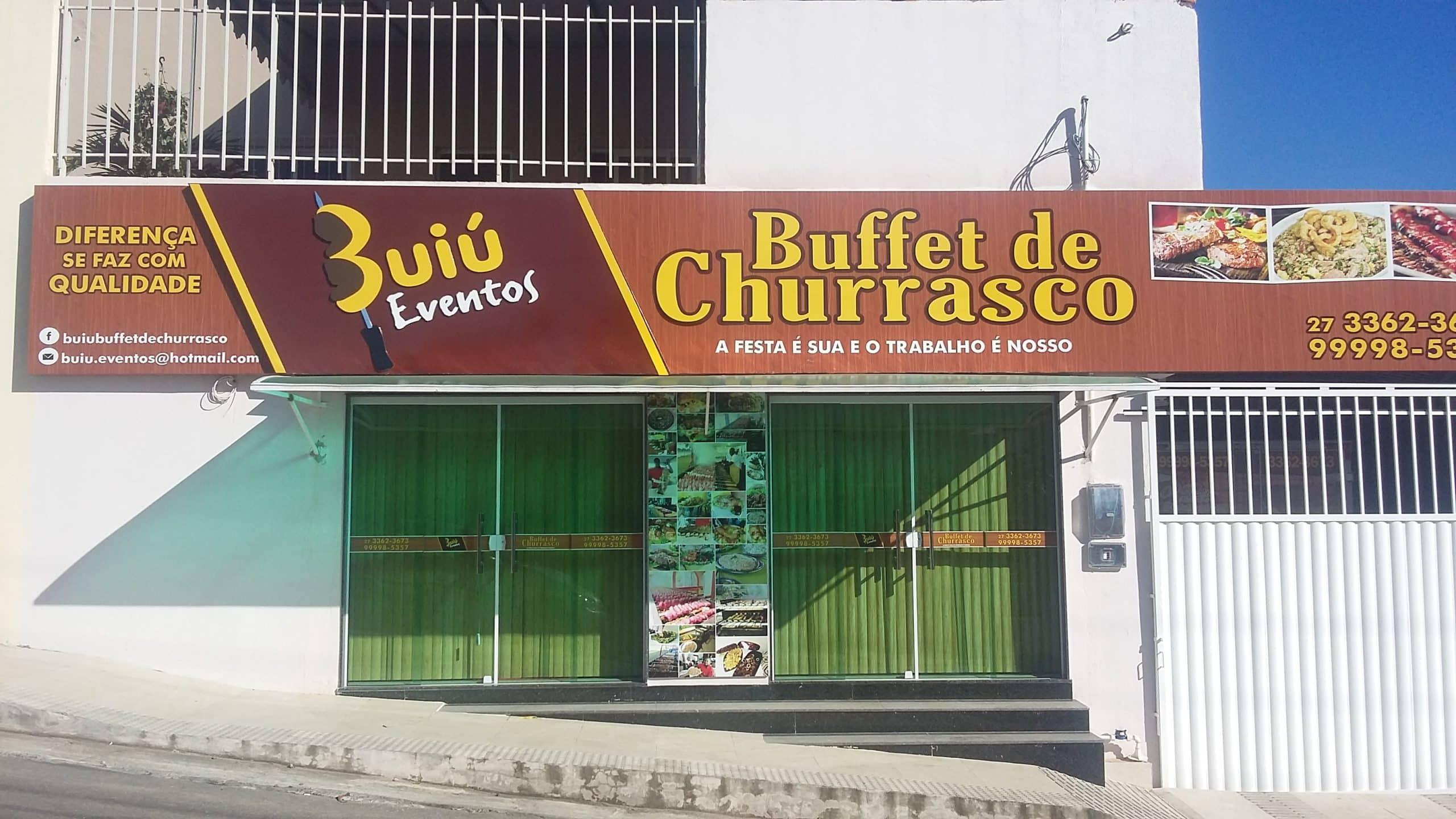 Buiu conseguiu conquistar a cliente e hoje tem uma estrutura que atende a todos. Foto: Jamille Scopel.