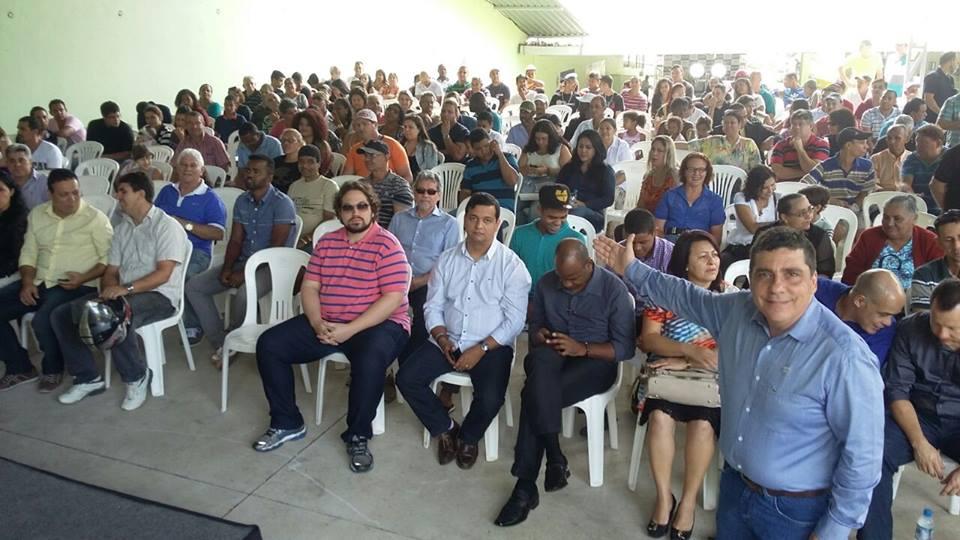 Encontro Estadual do PRP. Foto: Divulgação.