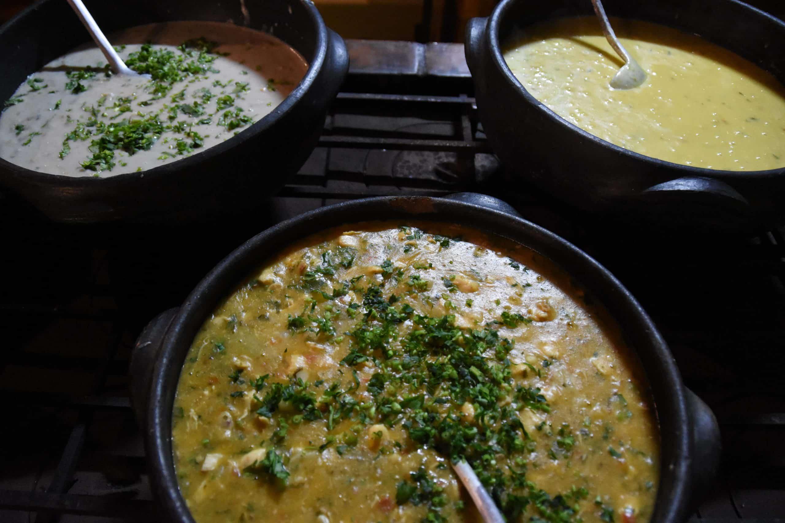 São várias opções deliciosas no cardápio. Foto: Acom/Anchieta