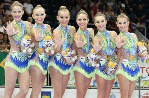 Além de Ana Paula, a equipe brasileira é formada por, Beatriz Pomini, Dayane Amaral, Emanuelle Lima, Morgana Gmach e Jéssica Maier.