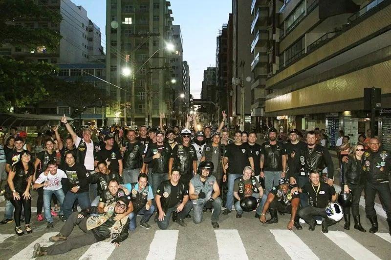 Motociclistas se reunirão na antiga Praça da Feira Hippie.