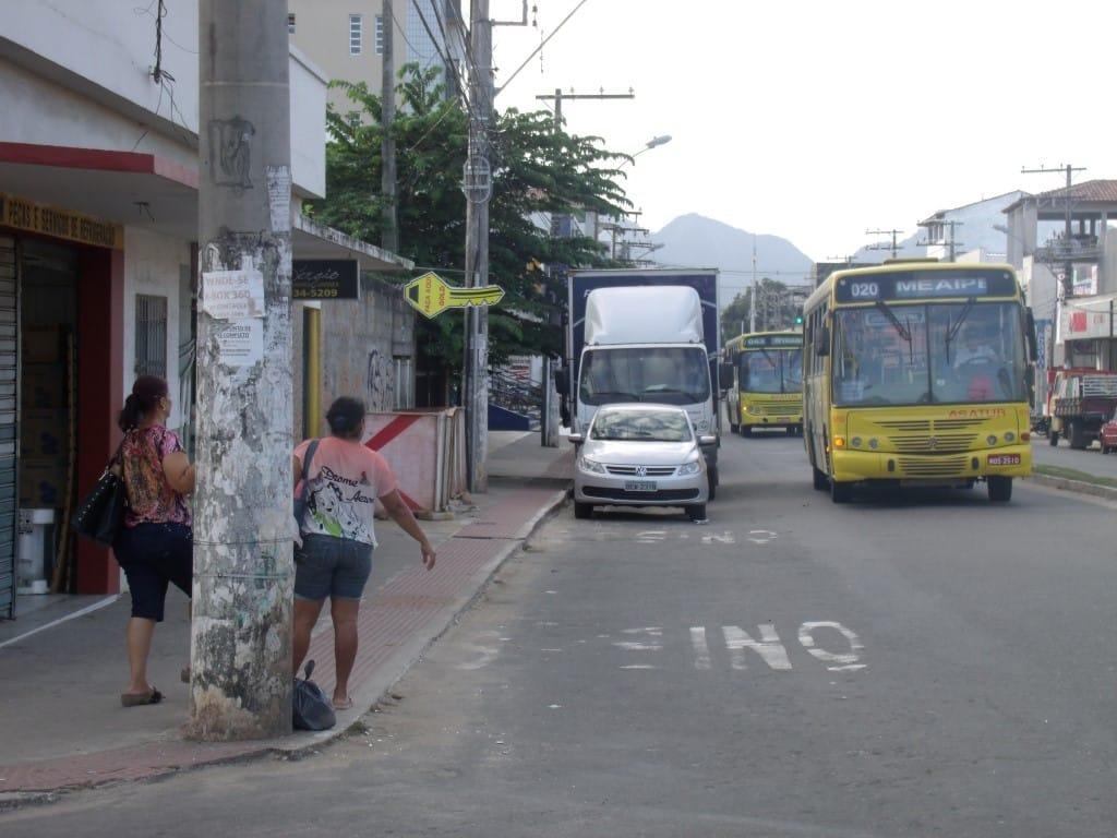 As reclamações dos idosos são sobre todos as empresas que operam na cidade. Foto: João Thomazelli/Portal 27