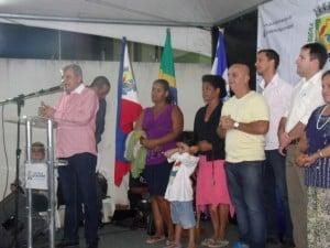 O prefeito comentou sobre a crise e a redução de salários dos vereadores. Foto: João Thomazelli/Portal 27