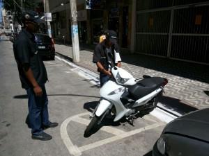 Nas próximas semanas os agentes de trânsito já começam a multar. Foto: Divulgação