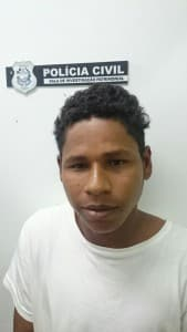 O acusado disse que Paulo reagiu ao assalto e por isso ele atirou. Foto: Whatsapp