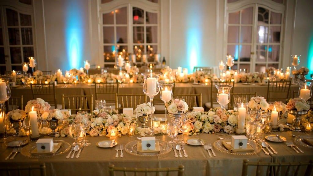 Brown-Wedding-Centerpiece-Decorations
