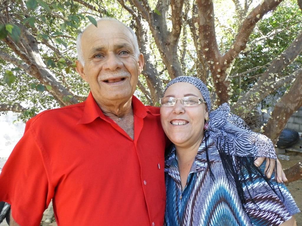 Genálcio faleceu na tarde de ontem. O casal recebeu diagnósticos de câncer com poucos meses de diferença. Foto: João Thomazelli/Portal 27