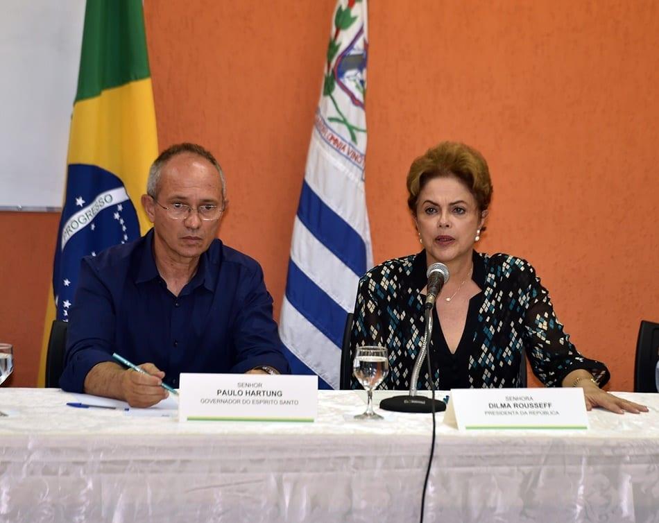 Dilma e Hartung em Colatina (12)