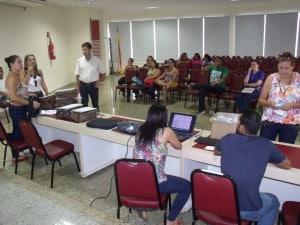 Foram 18 candidatos e cinco eleitos num total de quase 2400 votos. Foto: João Thomazelli/Portal 27