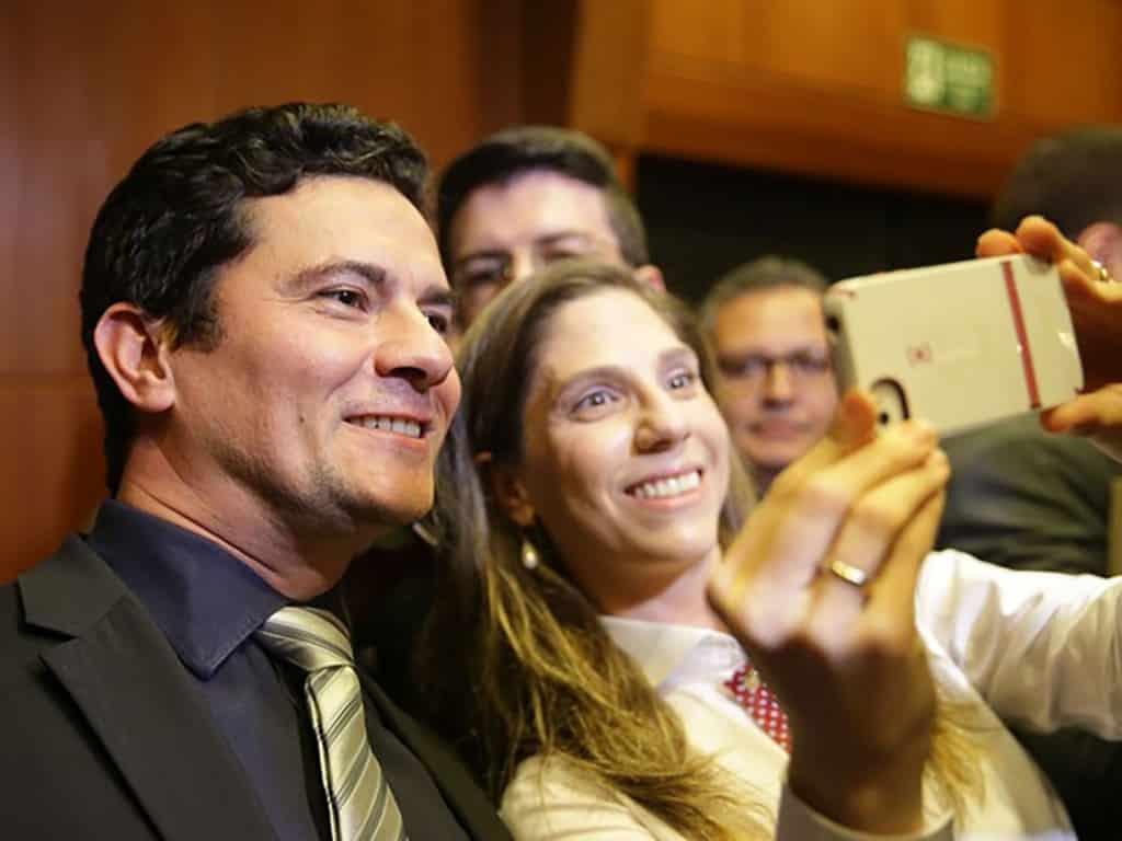 Sérgio Moro - Juiz Federal. O Povo é Fanzão dele! (Foto: Danilo Verpa/Folhapress)