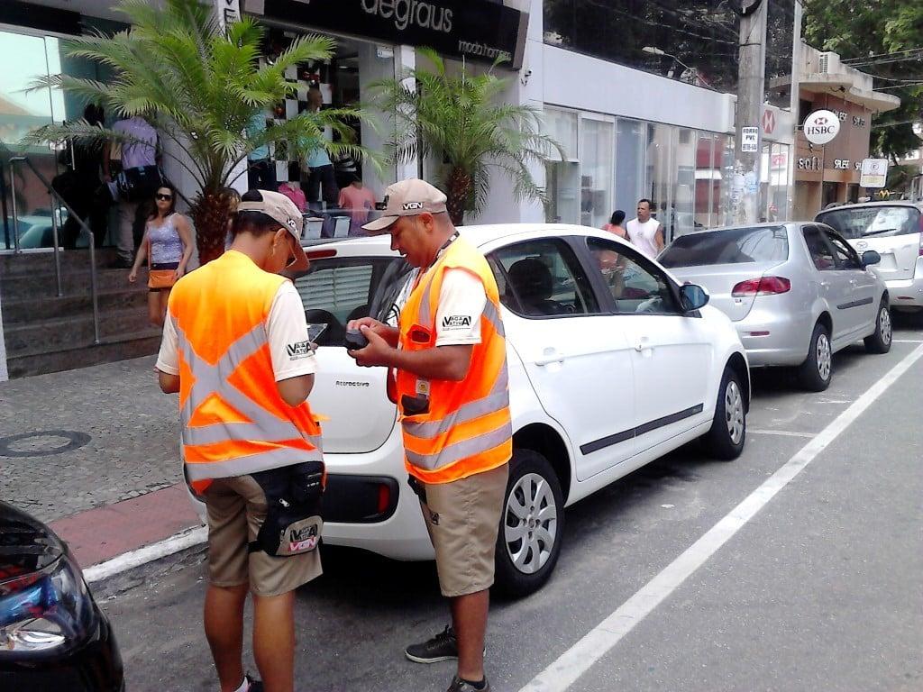 Moradores do Centro poderão pedir isenção da cobrança do rotativo. foto: João Thomazelli/Portal 27