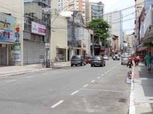a população ainda tem muitas reclamações sobre o rotativo. Foto: João Thomazelli/Portal 27