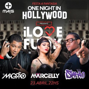 one night in hollywood 2016