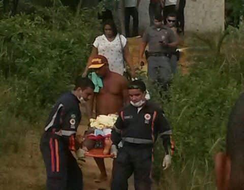 Rafael Matos de Oliveira recebeu pelo menos cinco tiros e foi levado para Vila Velha.