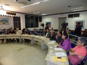 Vereadores instauraram comissão para investigar licitações no município. Foto: João Thomazelli/Portal 27