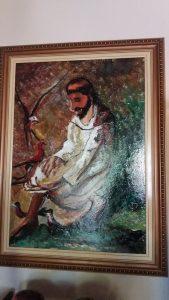 Pintura de Kaluca
