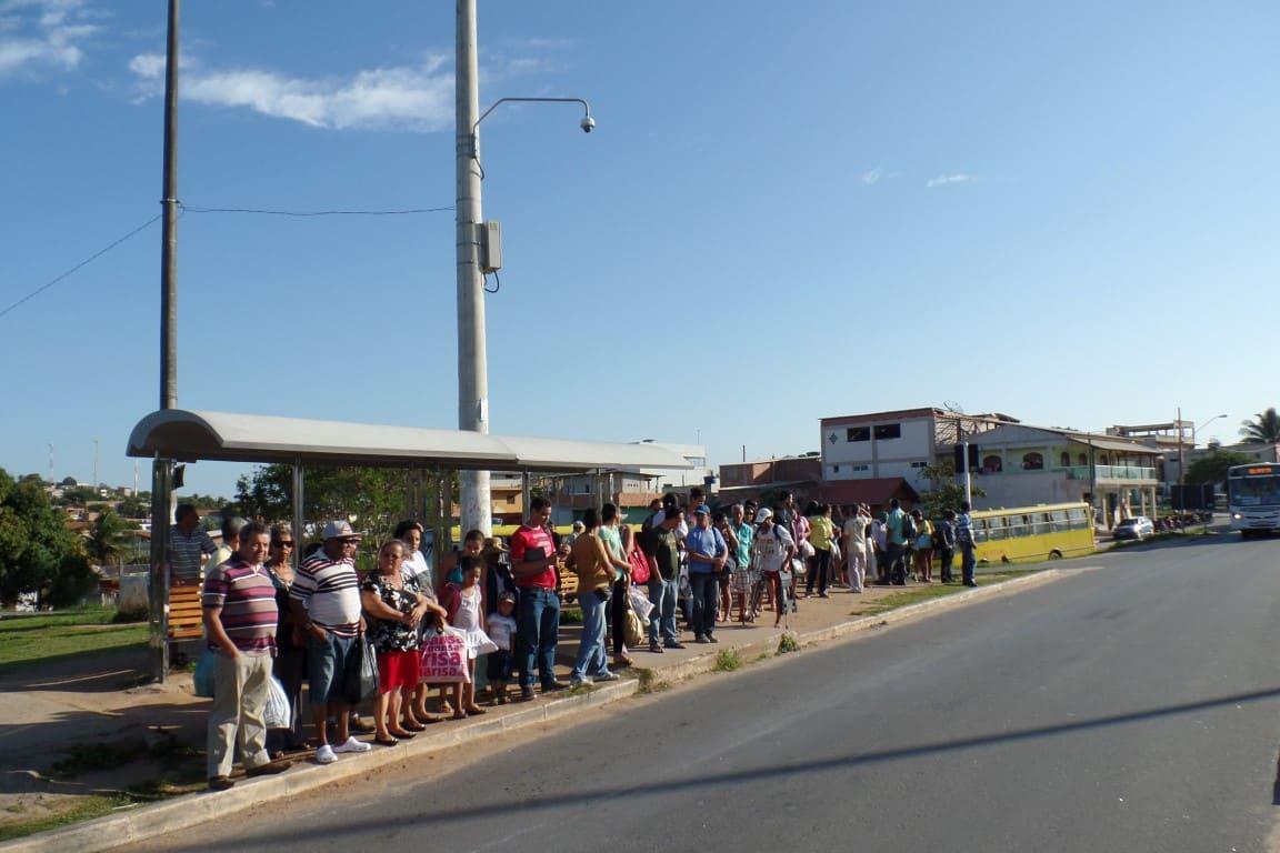 Os ônibus do Transcol devem parar de pegar passageiros em 30 dias. Foto: João Thomazelli/Portal 27