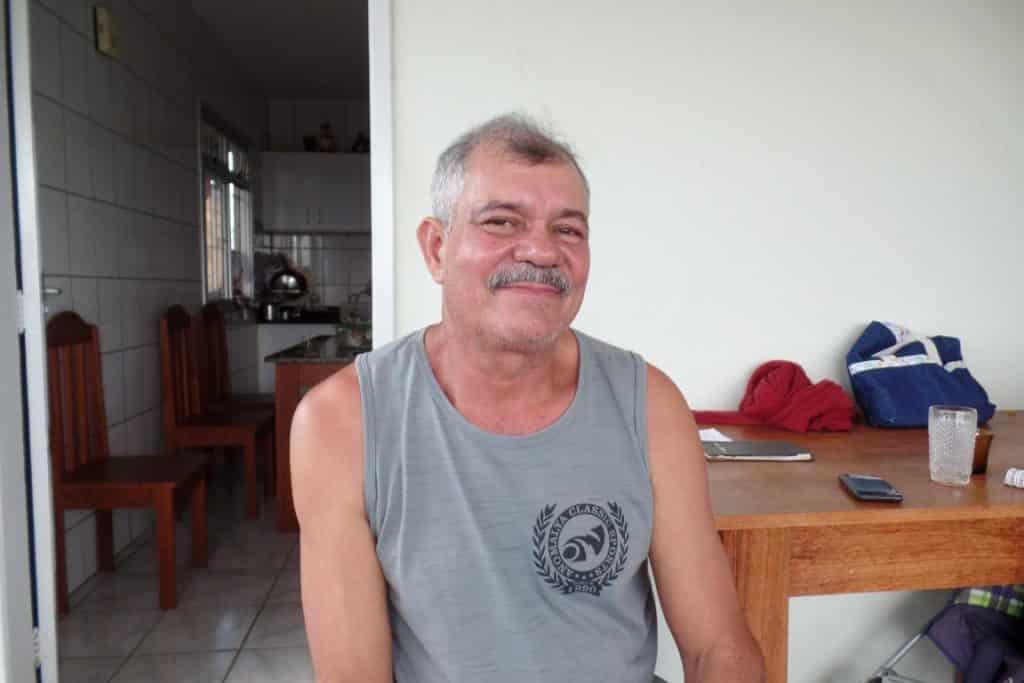Aeson ficou desaparecido por 17 horas. Ele chegou a se hospedar em um hotel a mando dos golpistas. Foto: João Thomazelli/Portal 27