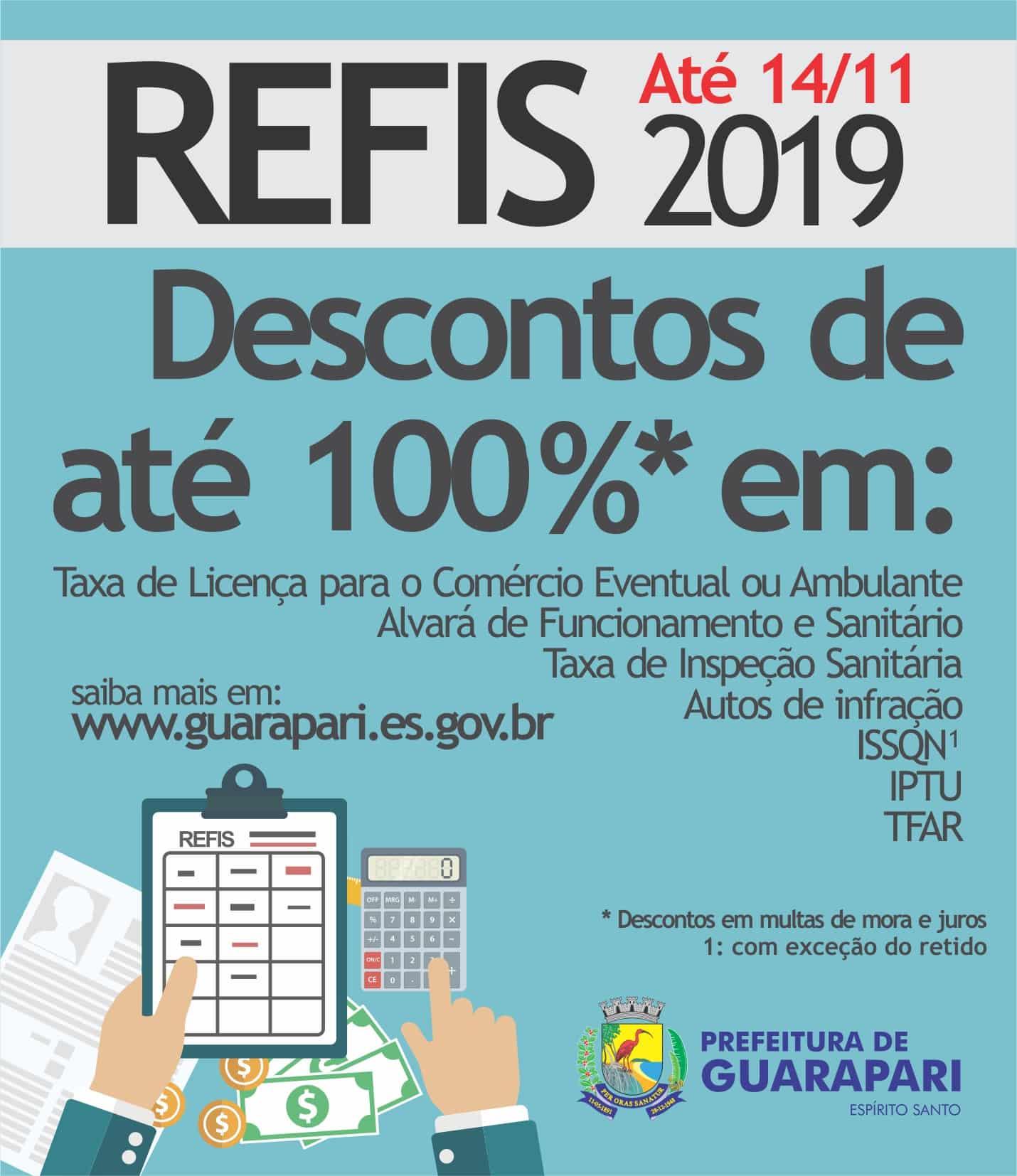 Refis 14/11