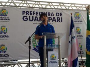 prefeito Edson Magalhães