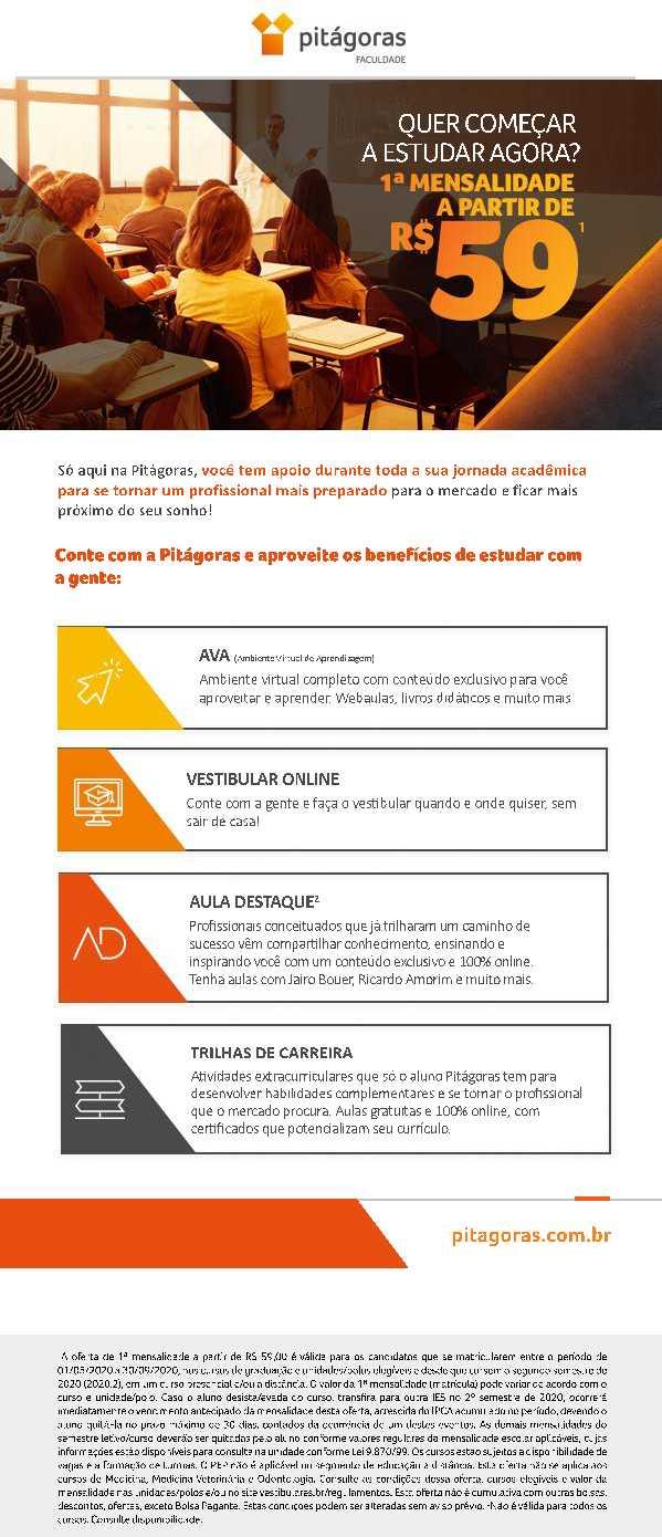 Informações Pitágoras